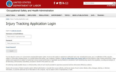 OSHA Injury Tracking App Back Online After Dismissing Possible Data Breach
