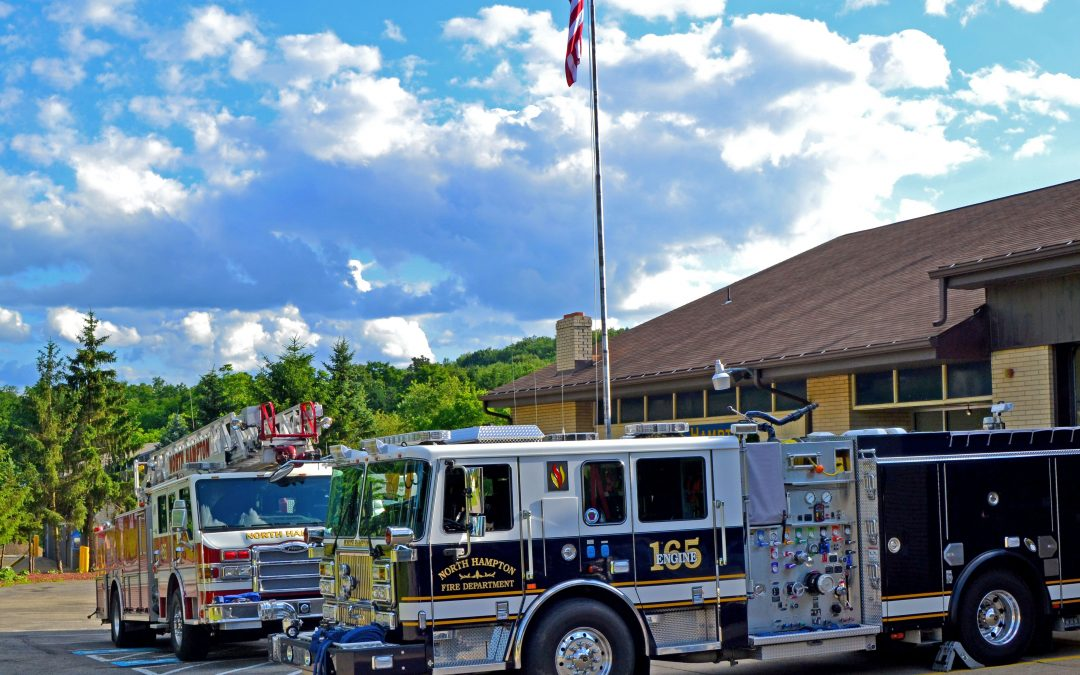 Fire Departments May See OSHA Crackdowns After Recent Report