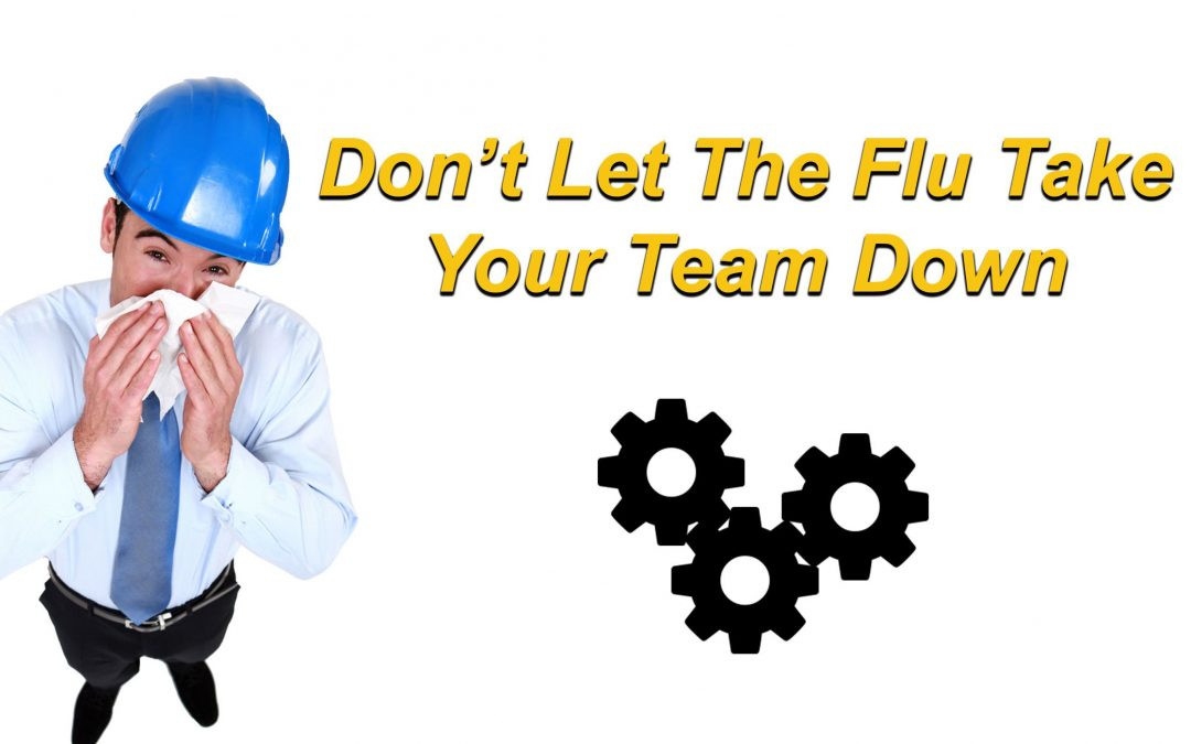 Flu Season is Here: Here's How To Keep Your Team Healthy