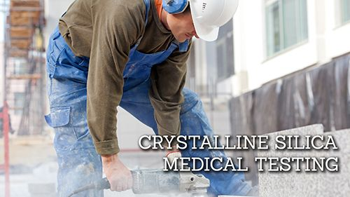OSHA Silica Testing with Worksite Medical®