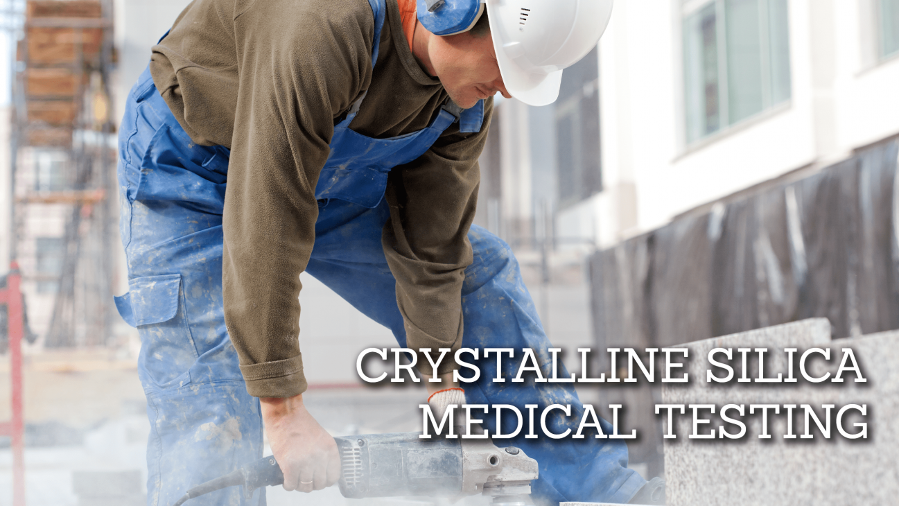 OSHA Crystalline Silica Testing With Worksite Medical®