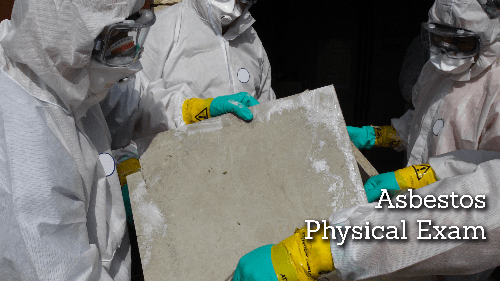 Asbestos Physical Exam with Worksite Medical®