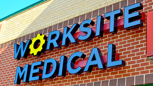 medical surveillance services with Worksite Medical®