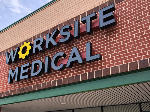 Worksite Medical Belcamp Clinic DOT Physicals