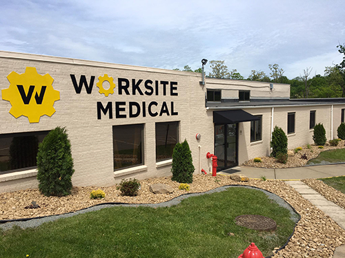 Worksite Medical Ellwood City Clinic DOT Physicals