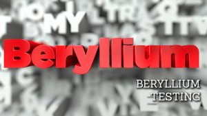 Beryllium Testing at Worksite Medical®