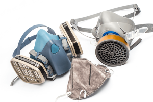 respirator seal check Worksite Medical®