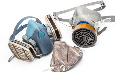 Respirator Seal Checks Essential for Workers