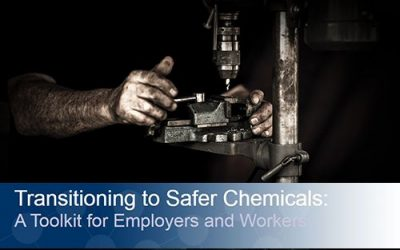 OSHA Releases Toolkit for Choosing Safer Chemicals