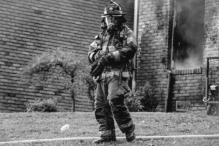 Cancer Leading Cause of Death in Firefighters