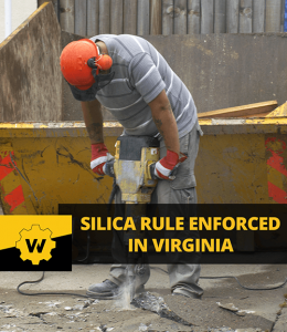Silica rule enforced - Worksite Medical