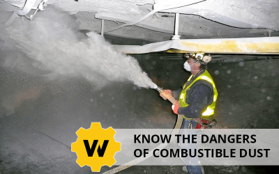 Combustible Dust Health & Safety