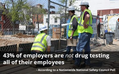 Report Shows Overdose Problem in the Construction Industry