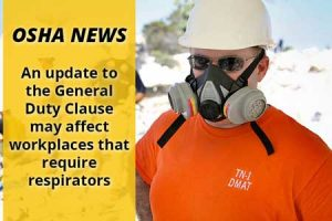 Respiratory Hazard Citations Updated By OSHA