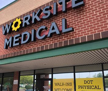 Worksite Medical Occupational Health Clinic in Harford County