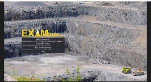 Mine Hazards - New NIOSH Software EXAMiner