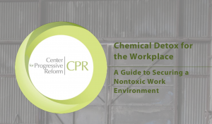 CPR Guide to Nontoxic Work Environment - Worksite Medical