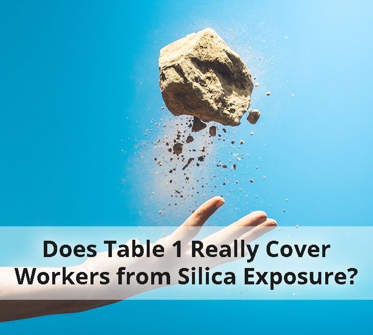OSHA Requests Industry Feedback on Silica Standard