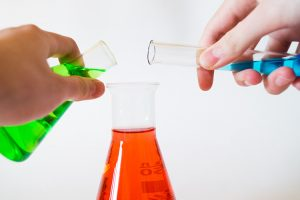 Mixing chemicals - chemical manufacturer OSHA citations