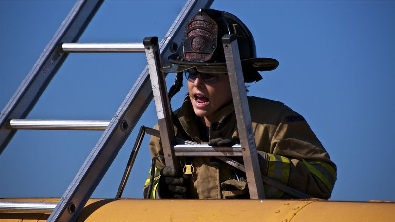 Health & Safety Challenges for Female Firefighters