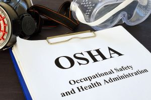 OSHA silica national emphasis program