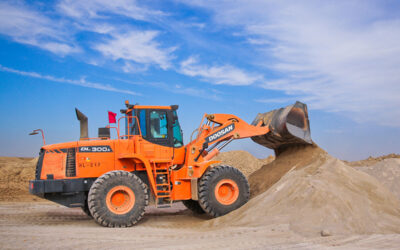 How to Protect Enclosed Cab Workers from Silica Dust