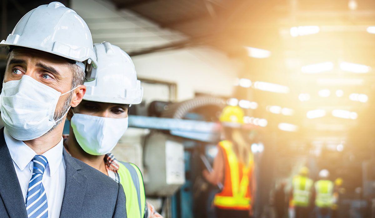 Top 10 Articles for 2020 - OSHA releases report of most common COVID-19 violations