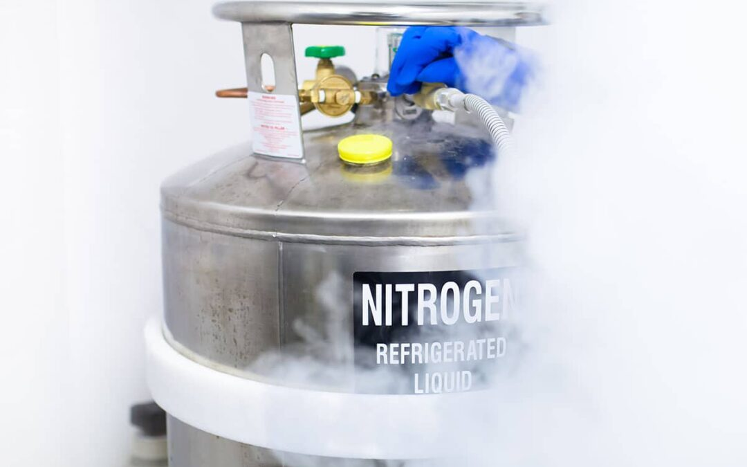 How to Protect Workers from Dry Ice & Liquid Nitrogen