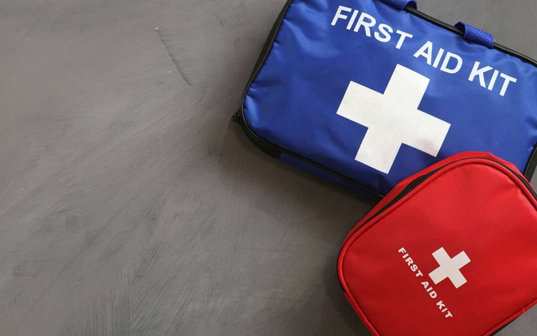What's Required For Your Workplace First Aid Kit?