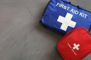 OSHA's first aid standard
