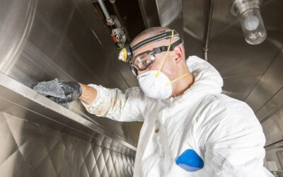 New Study Links Cleaning Products to Asthma, COPD